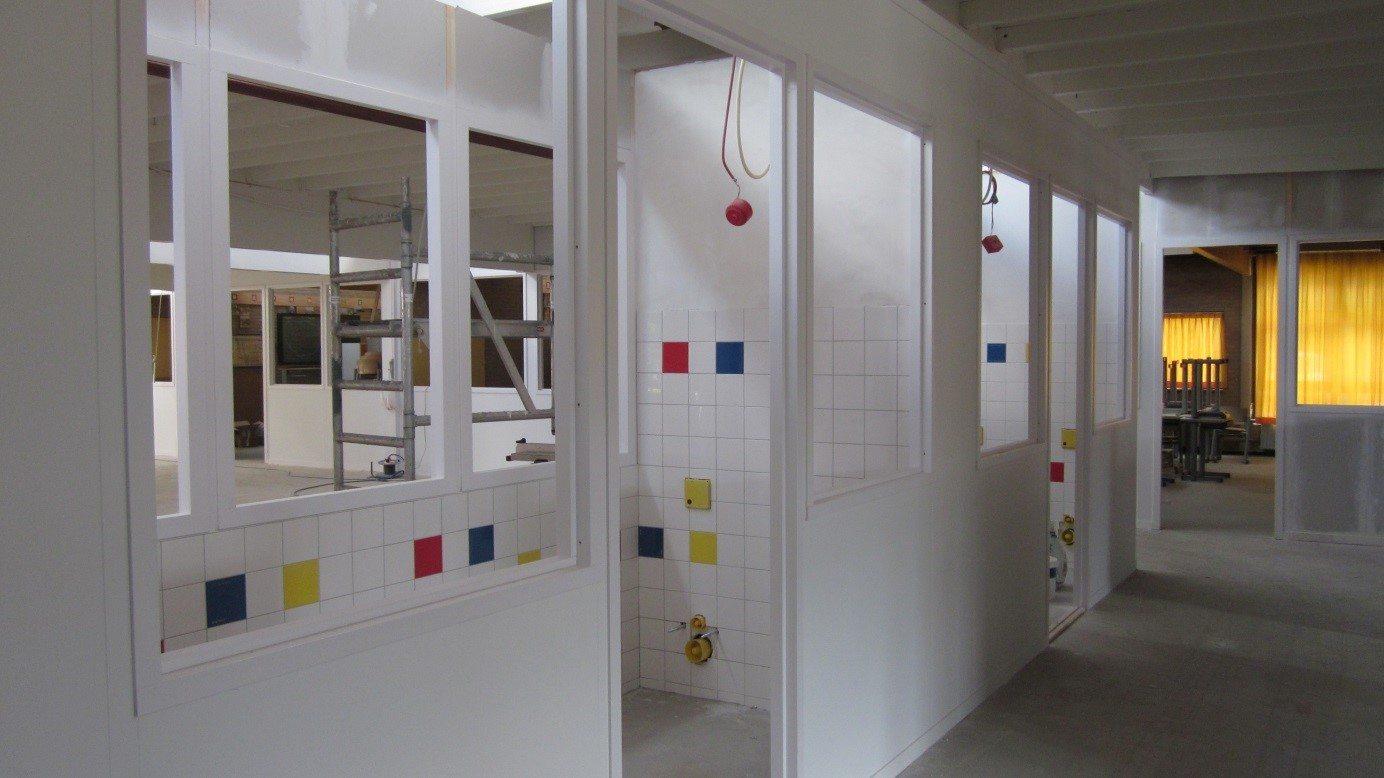 Faay Wanden en Plafonds - onderwijs