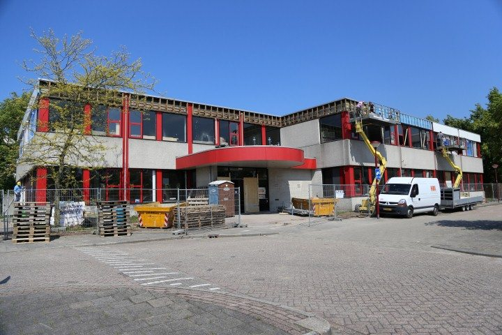 Brinkwal renovatie faay