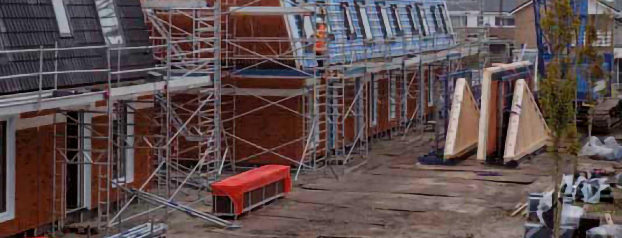 'Droogstapel-methode' is de toekomst van de bouw
