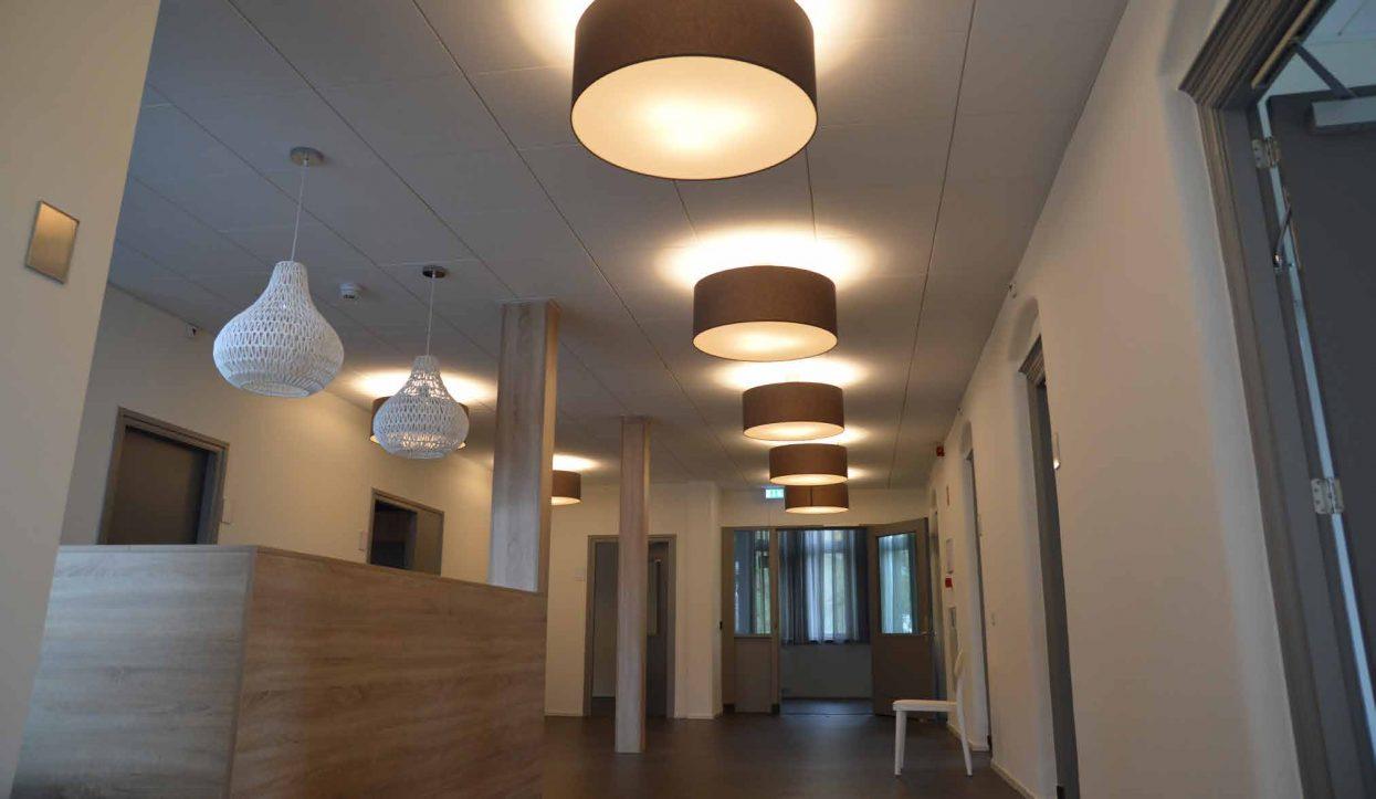 Faay Wanden en Plafonds - 2Resist 60 ceiling system