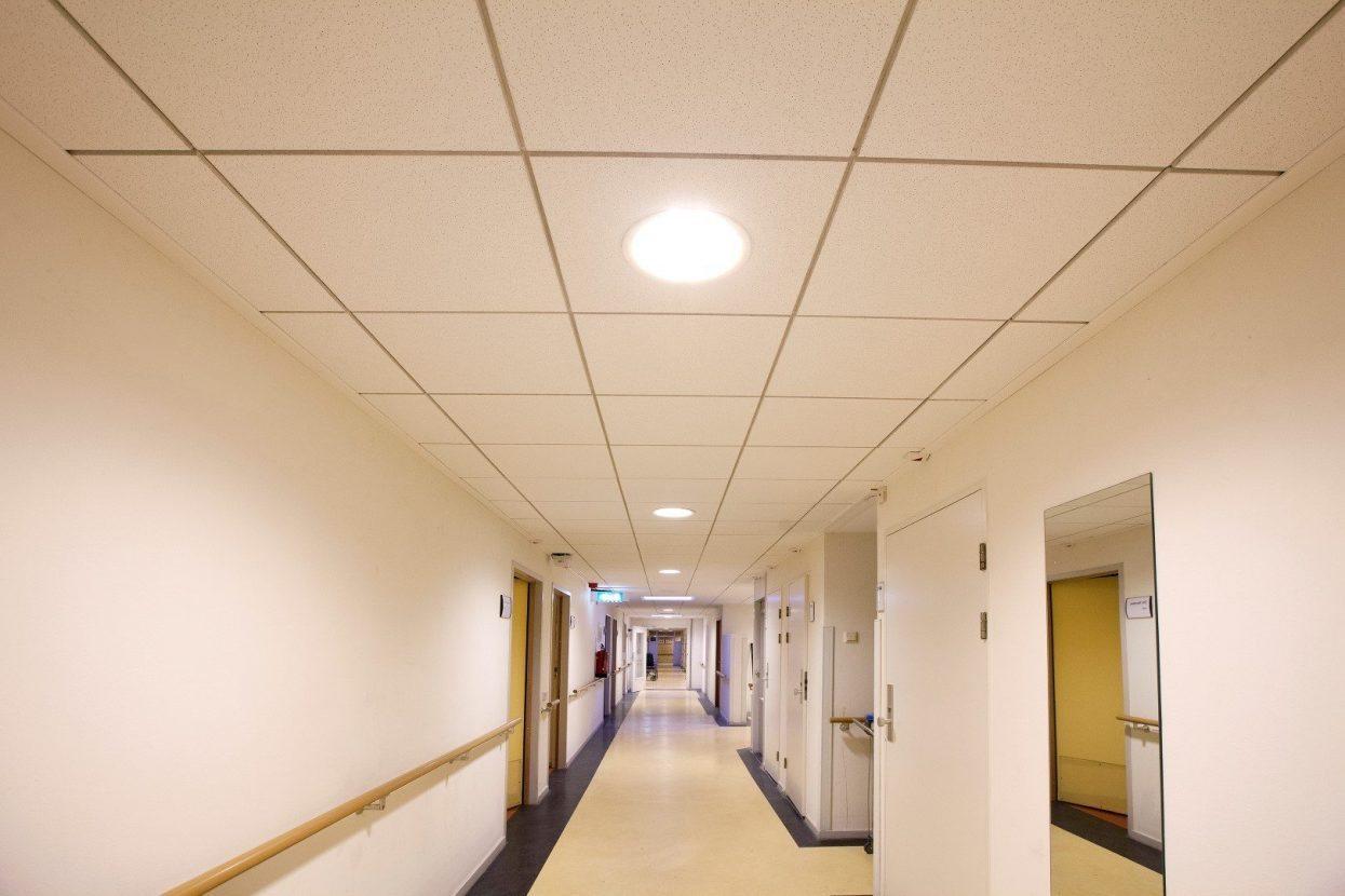 Faay Wanden en Plafonds - 2resist® 60 ceiling systeem.