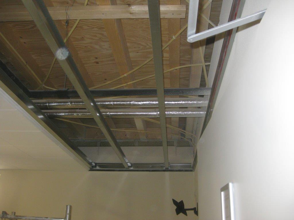 Faay Wanden en Plafonds - 2Resist 60 ceiling system - Zorgresidentie Velp Grave