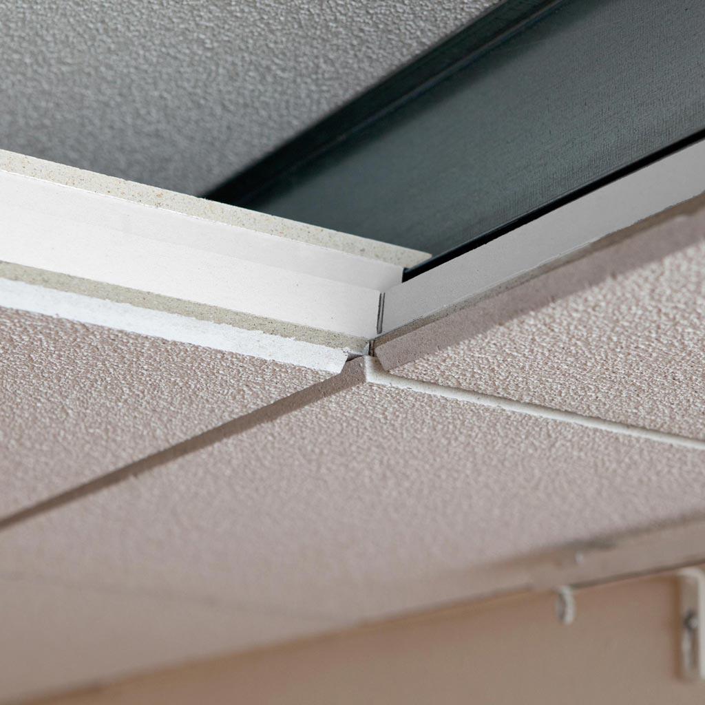 Faay Wanden en Plafonds - 2resist 60 ceiling system - systeemplafond