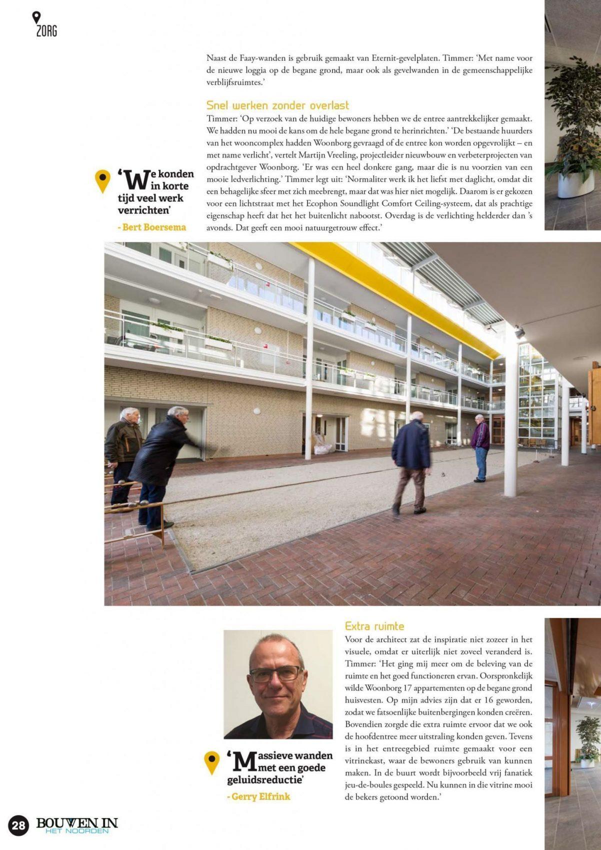 Faay Wanden en Plafonds - BihN wooncentrum Vasalis