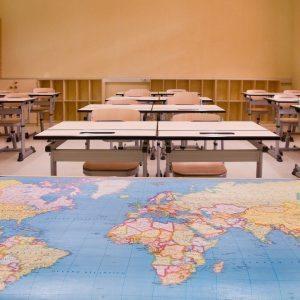 Faay Wanden en Plafonds - Duurzame scholen - VP70 - Klaslokaal