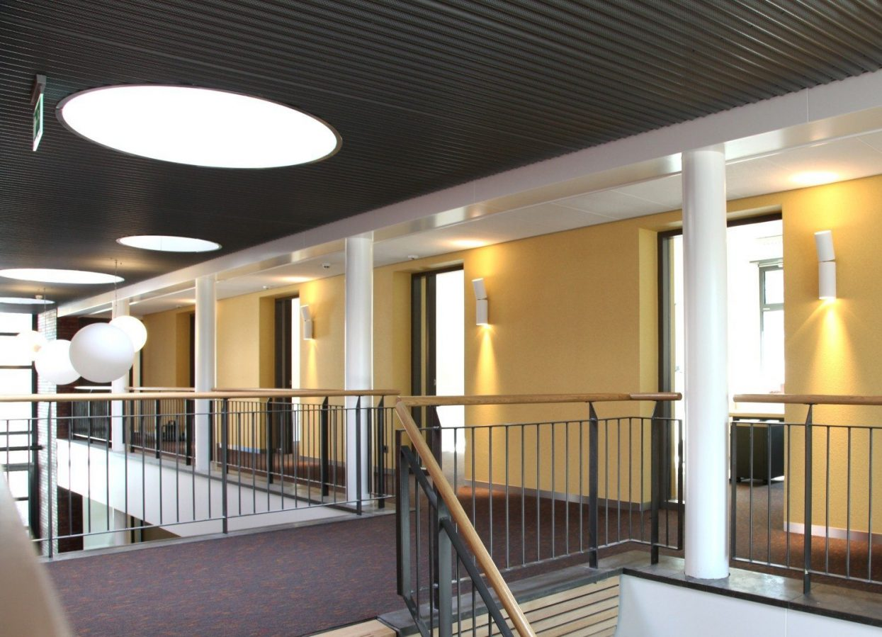 Faay Wanden en Plafonds - Wandbespuiting - Decoratief spuitwerk