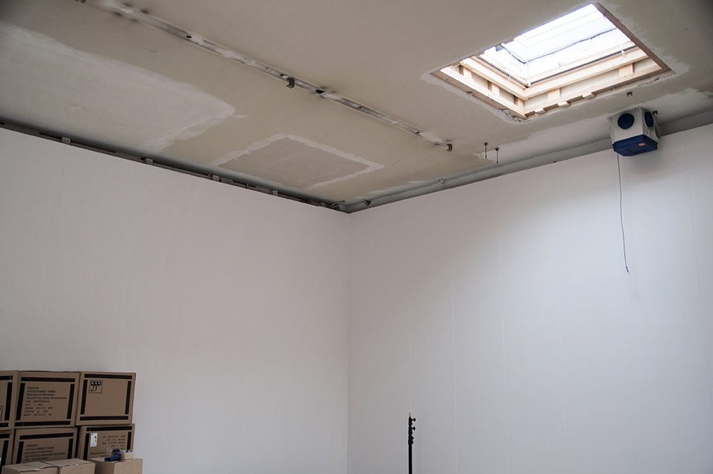 Faay Wanden en Plafonds - FR19VO IW90 VP70 - Da Vinci