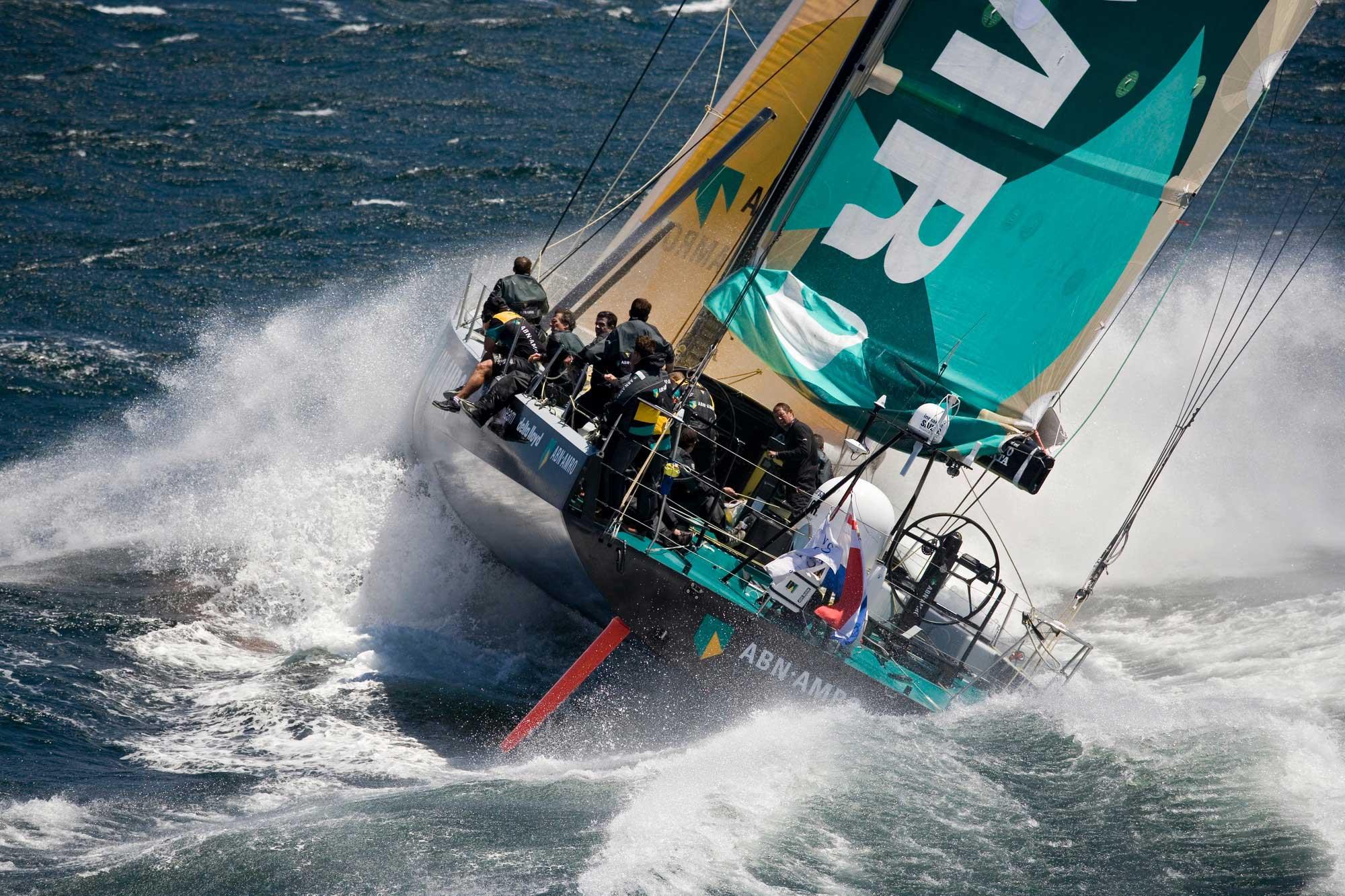 Faay Wanden en Plafonds - FR19VO Plafonds - Volvo Ocean race