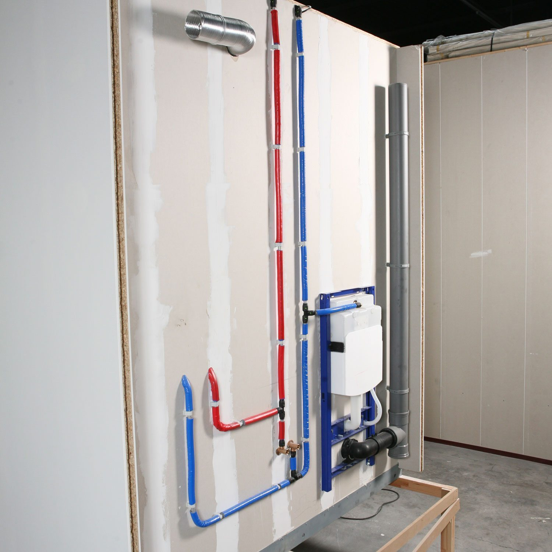 Faay Wanden en Plafonds - Ecologische duurzame oplossingen - Faay Prefab Products - Units achterkant