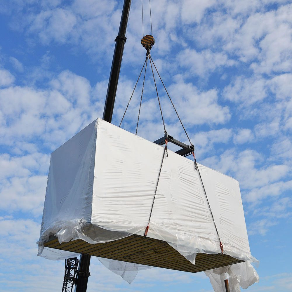 Faay Wanden en Plafonds - Ecologische duurzame oplossingen - Faay Prefab Products - Units