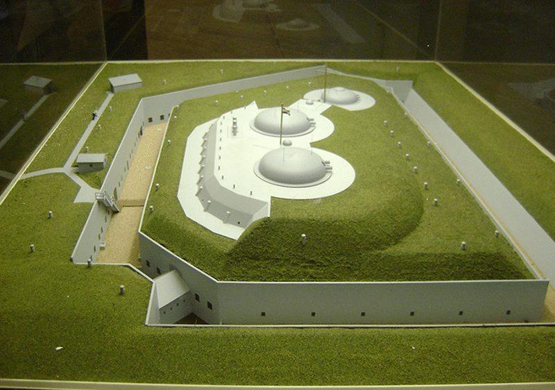 Faay Wanden en Plafonds - Fort 1881 Hoek van Holland - Sanitaire ruimte