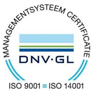 Faay Wanden en Plafonds - ISO 9001 ISO1 4001 - ISO Audits - DNV GL - Managementsysteem Certificatie