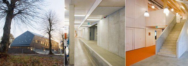 Faay Wanden en Plafonds - IW148 panelen - Pro Assen