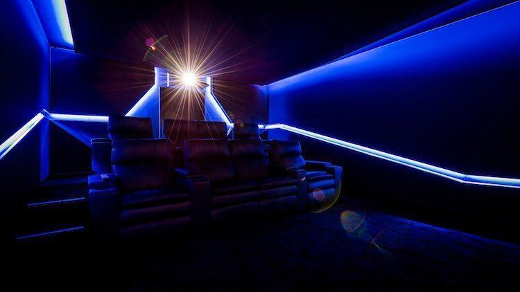 Faay Wanden en Plafonds - IW148 wanden bios - CinemaDream - Masters of Luxury