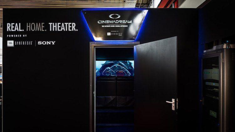 Faay Wanden en Plafonds - IW148 - Wanden CinemaDream - Masters of luxury