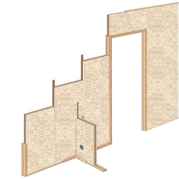 Faay Wanden en Plafonds - Sterke stootvaste wandafwerking - Melamine
