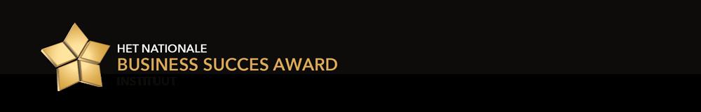 Faay Wanden en Plafonds - Nationale business succes award