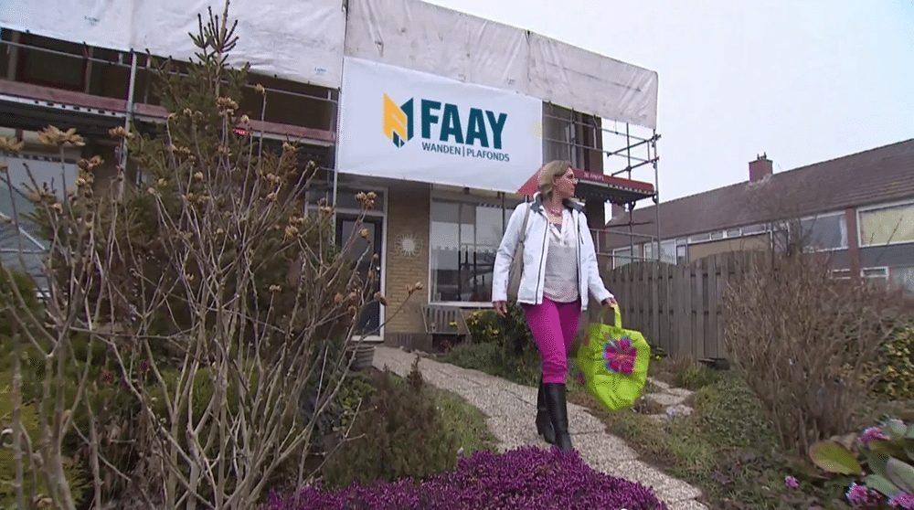 Faay Wanden en Plafonds - FAAY in grenzeloos wonen - PG60 roofing