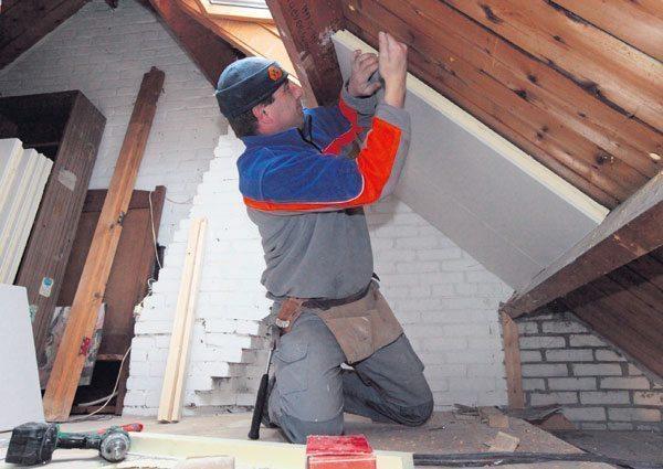 Faay Wanden en Plafonds - PG60 Roofing - Thermisch isolatiesysteem