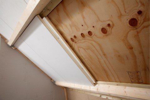 Faay Wanden en Plafonds - PG70 Roofing - Thermisch isolerend dak