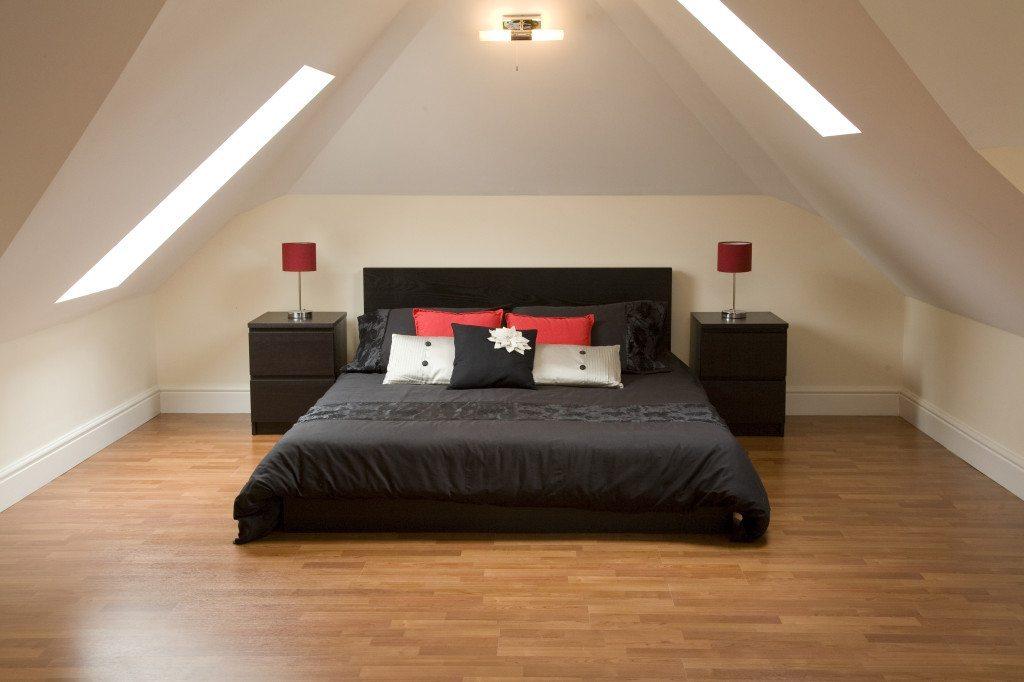 Faay Wanden en Plafonds - PG90 Roofing - Thermisch isolerend - slaapkamer