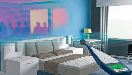 Faay Wanden en Plafonds - Partner Quiet Room Label
