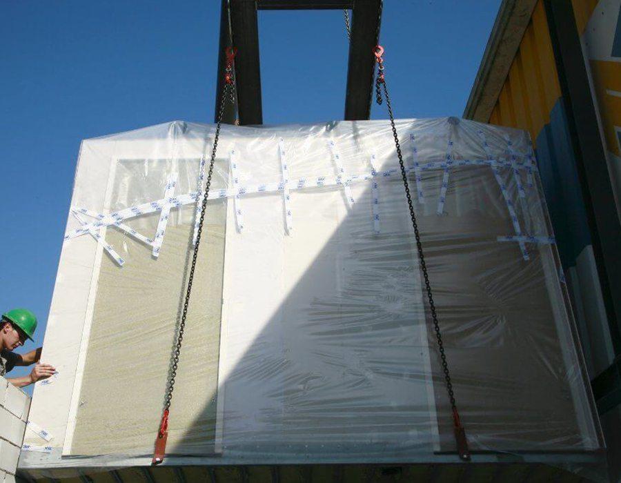 Faay Wanden en Plafonds - Prefab Box in Box - FAAY Vianen