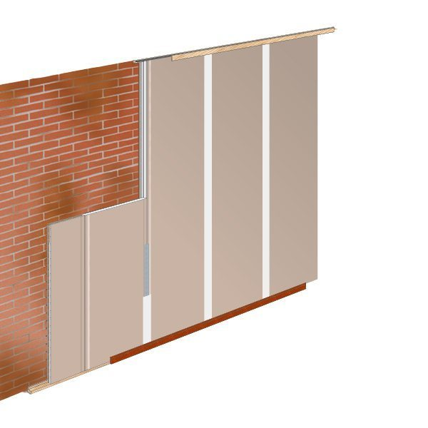 Voorzetwand archives faay wanden en plafonds - Maximale feuchtigkeit in wanden ...