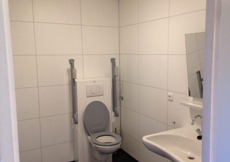 Prefab badkamer woning Driebergen - Faay Wanden en Plafonds