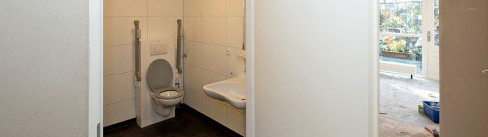 Prefab badkamer woning Driebergen