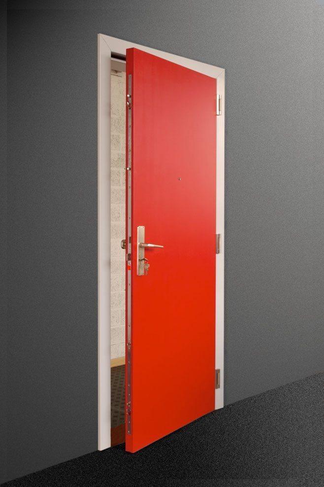 Faay Wanden en Plafonds - Inbraaktest RC2 IW148 wand - Theuma