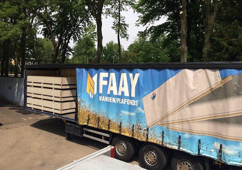 Faay Wanden en Plafonds - Transformatie Ravellaan - VP70 IW100