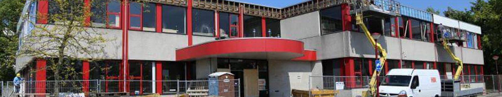 Transformatie tandheelkundig centrum naar woningen