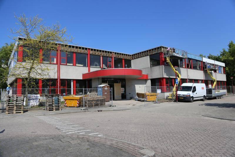 Faay Wanden en Plafonds - Transformatie tandheelkunde woning - Brinkwal