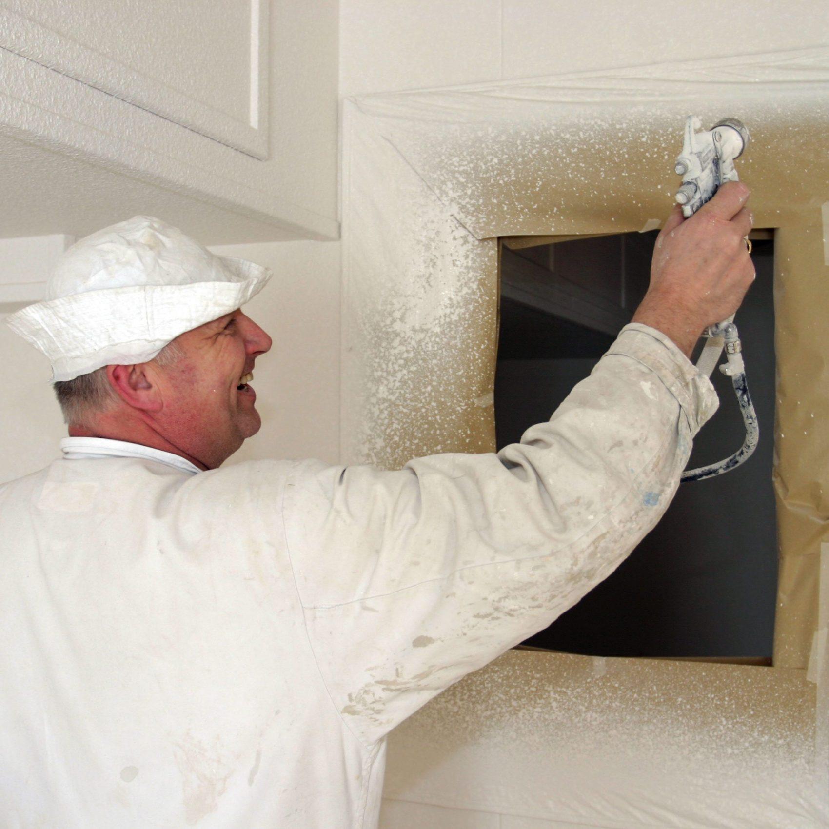 Faay Wanden en Plafonds - Wandbespuiting - Duurzame afwerking