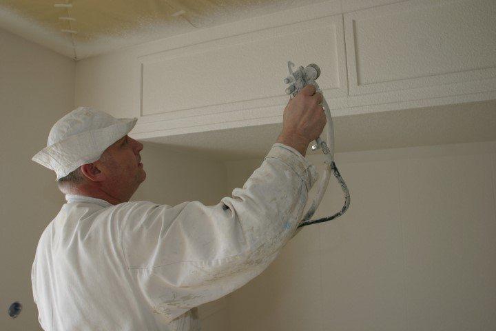 Faay Wanden en Plafonds - Wandbespuiting kleuren - duurzame afwerking