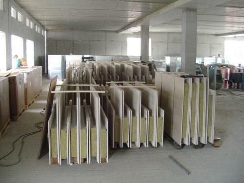 Faay Wanden en Plafonds - Weersbestendig prefab drukschotten