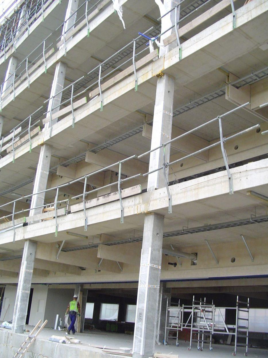 Faay Wanden en Plafonds - Weersbestendig prefab drukschot maatwerk