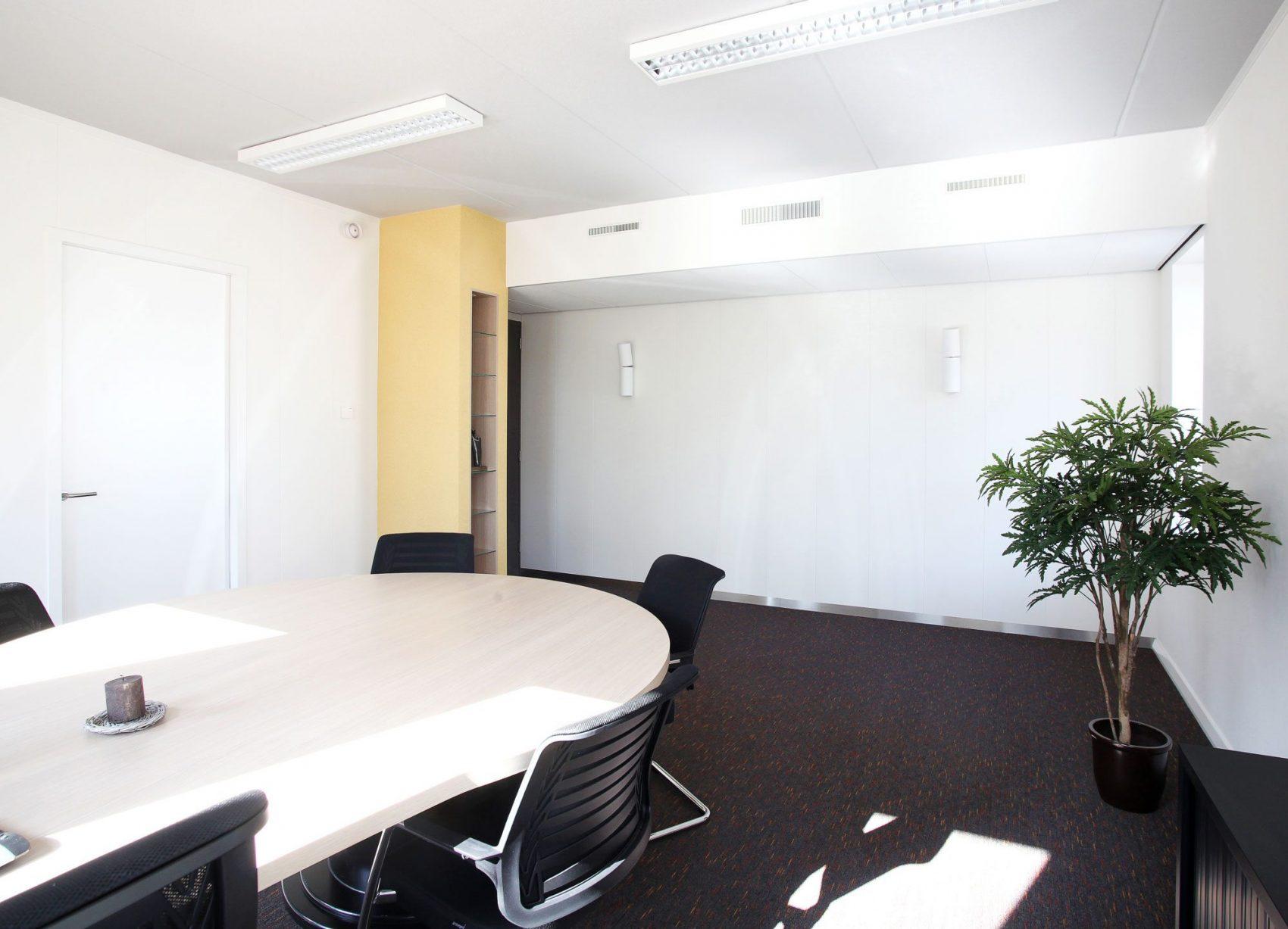 Faay Wanden en Plafonds - woningscheidende wanden kantoor IW148