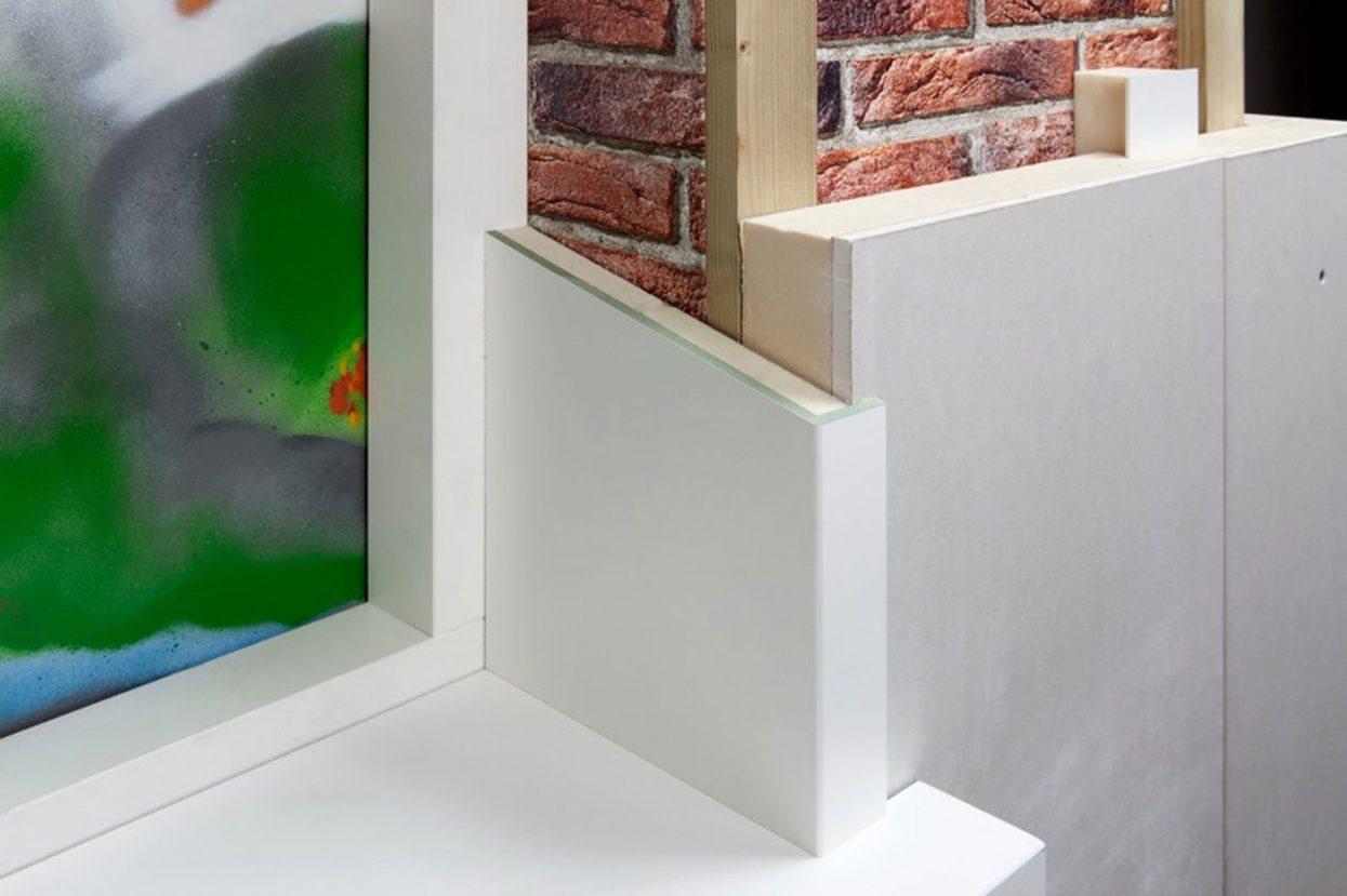 Faay Wanden en Plafonds - Dagkanten - energiebesparing