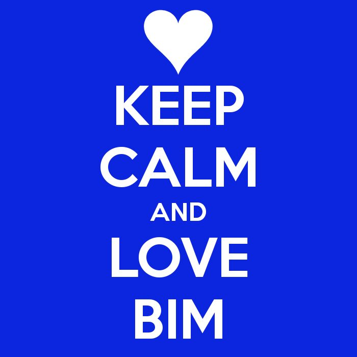 Faay Wanden en Plafonds - Keep calm and love bim