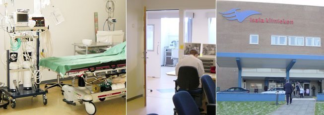 Faay Wanden en Plafonds - Isala klinieken