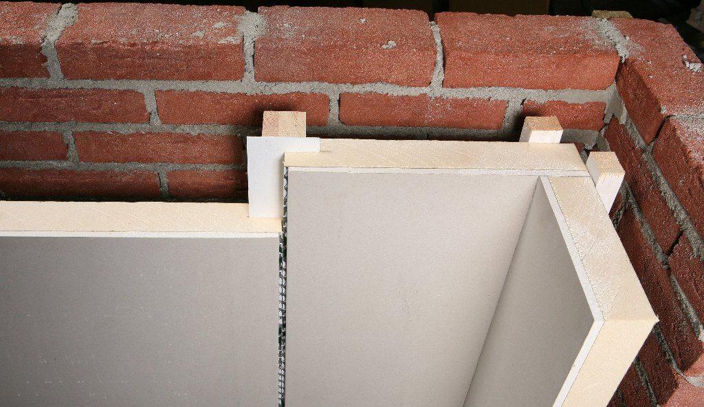 Faay Wanden en Plafonds - W'all-in-one vrijstaand - Thermische isolatie