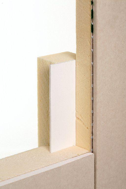 Faay Wanden en Plafonds - Verbinding W'all-in-one - PG60 - Thermische isolatie