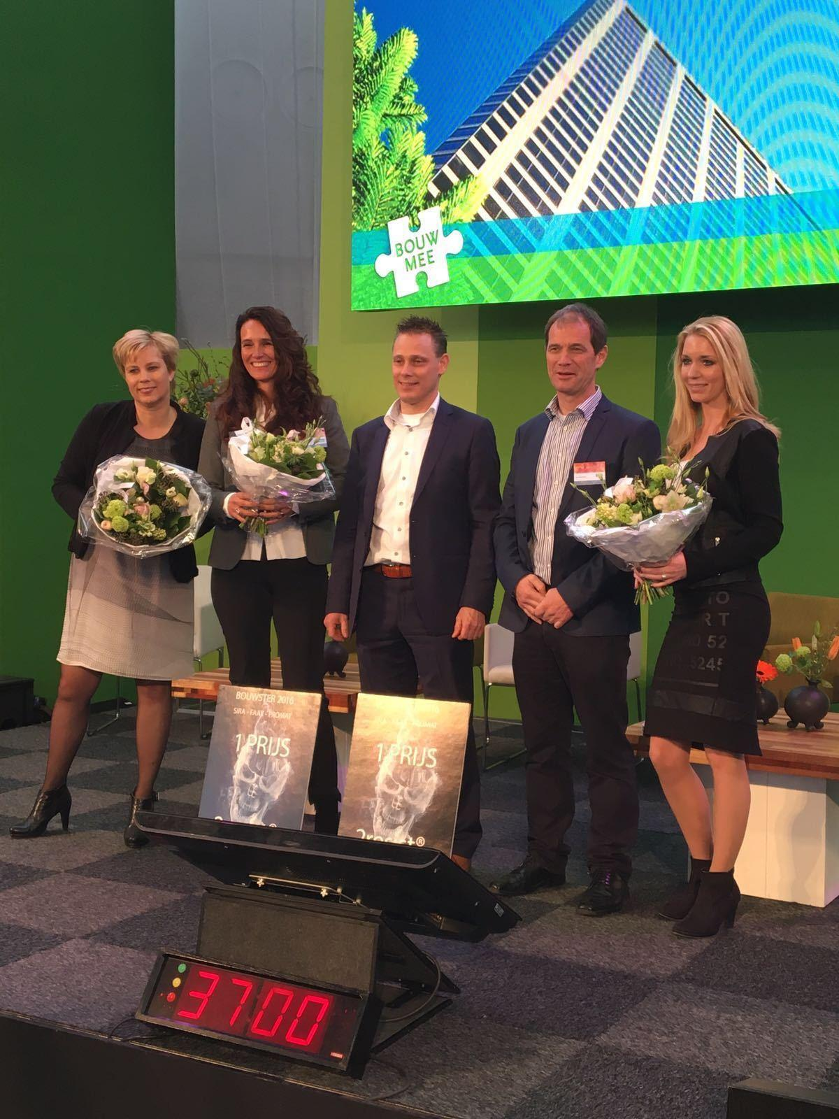 Faay Wanden en Plafonds - Winnaars Bouwster 2016