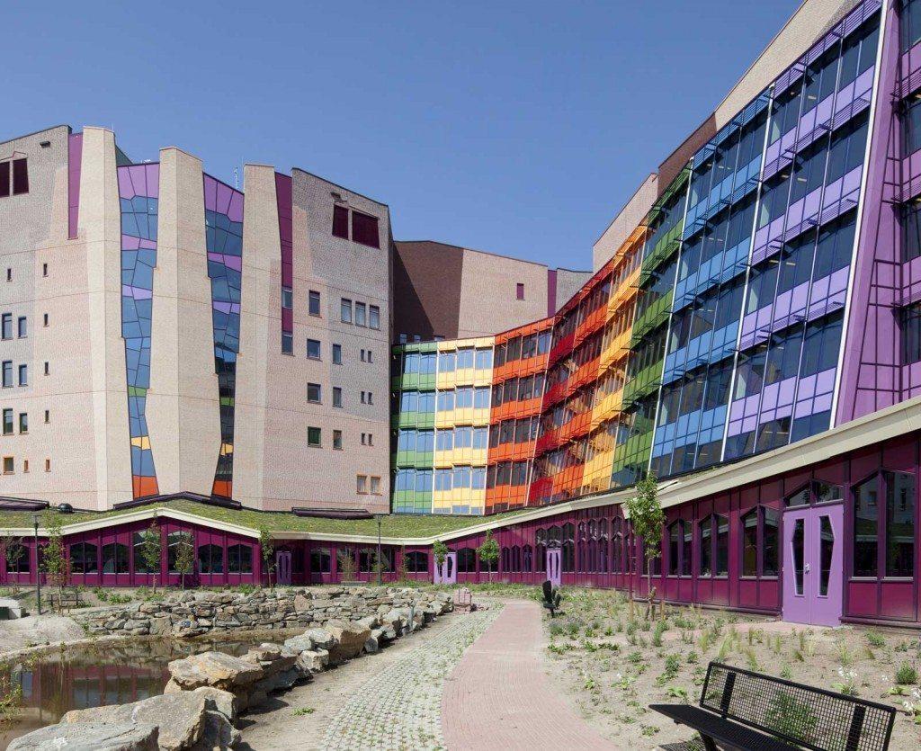 Faay Wanden en Plafonds - Sophia Ziekenhuis Zwolle