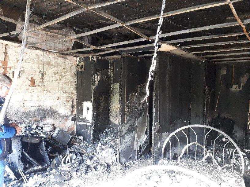Carolushof Den Bosch brandschade